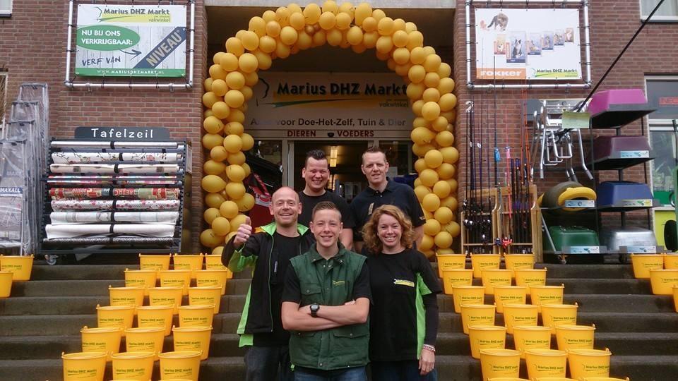 Marius DHZ Markt